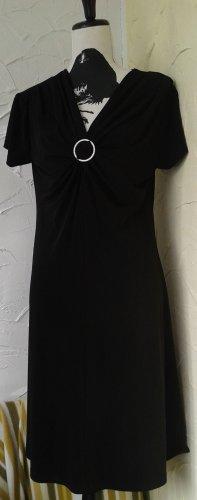 Kleid , Gr. 40/42- Kurzgröße 22, schwarz