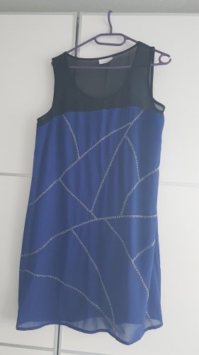 C&A Mini vestido multicolor tejido mezclado