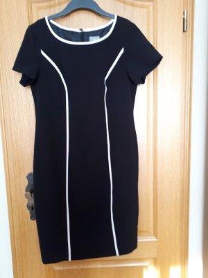 Kleid, Gr.42/M, schwarz, neu