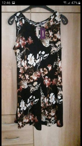 Lascana Beach Dress black-brown