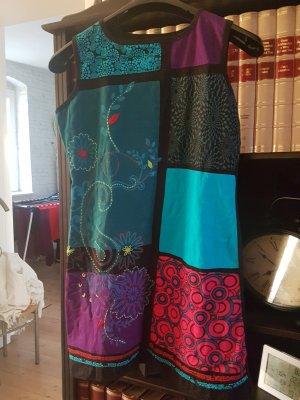 Dawanda Shirt Dress multicolored