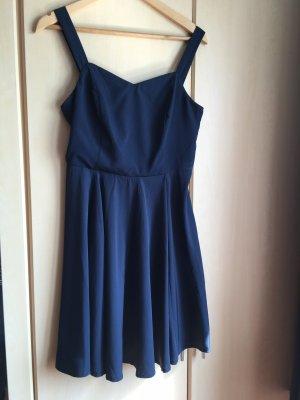 Kleid, Gr. M, blau