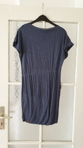 Naketano Sukienka dresowa niebieski