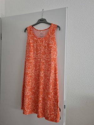 b.p.c. Bonprix Collection Summer Dress apricot-salmon