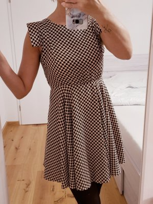 Petticoat Dress beige-blue