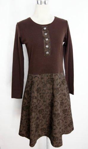 Kleid Gr. S Jerseykleid Langarmkleid Shirtkleid