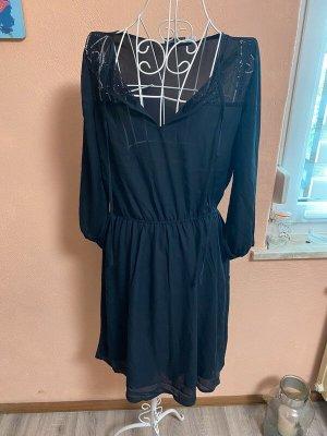 JustFab Longsleeve Dress black