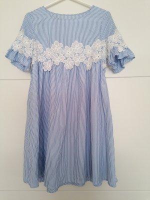 Sukienka tunika Wielokolorowy