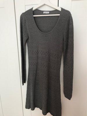 Kleid grau Gr. 36