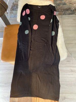 BODY FLIRT Robe en maille tricotées multicolore