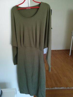 Kleid grün,  Größe L