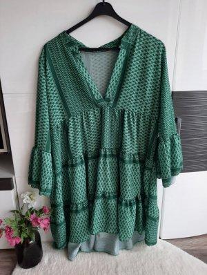 Beach Dress green