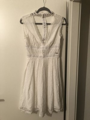 Guess Babydoll Dress white