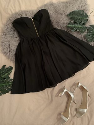 Kleid Guess schwarz / Gold