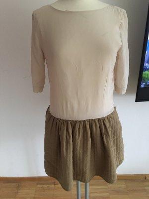 Kleid H&M Gold