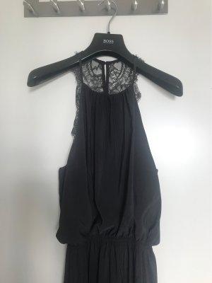 Kleid H&M, Gr. 34, grau, Spitze
