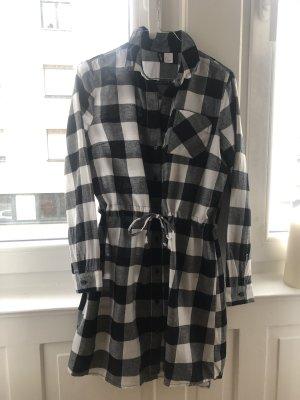 Kleid H&M Größe XS Karo