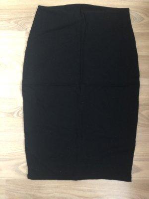 Kleid H&M M schwarz glitzer