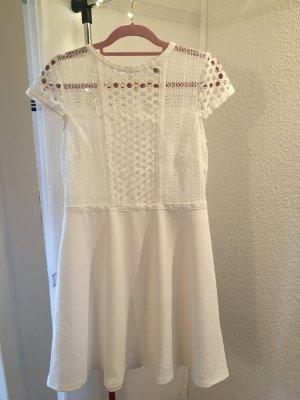 Kleid H&M weiß 38