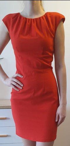 H&M Pencil Dress red