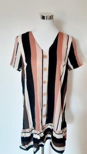 Kleid Hängerchen Streifen
