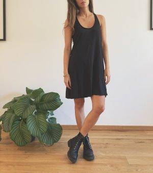 Kleid, Hängerkleid schwarz Vintage, Gr. S
