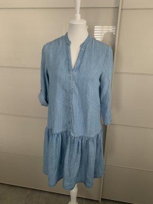 Kleid Hallhuber 36 Jeans Jeanskleid
