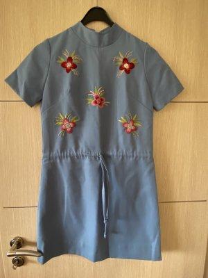 Kleid  Handmade , bestickt , Größe: geschätzt 34