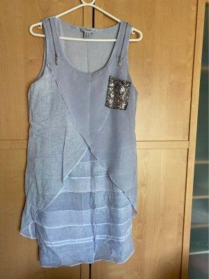 Kleid hell blau Tesini 40