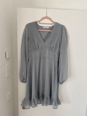 Nakd Longsleeve Dress azure