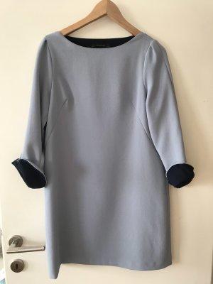Kleid Hellblau ZARA