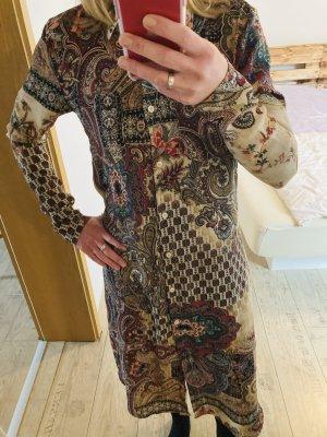Please Koszulowa sukienka Wielokolorowy