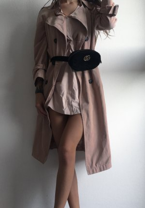 Kleid/ Herbstkleid altrosa/rosa H&M
