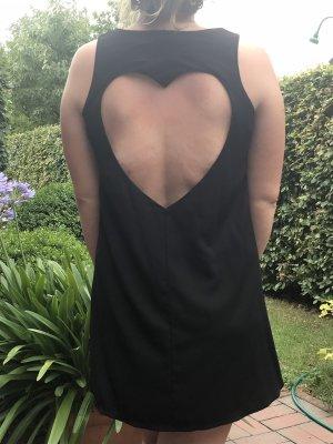 Kleid Herzausschnitt Rückenausschnitt