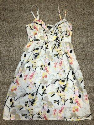 Kleid HM zara Blumen