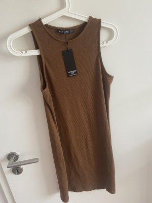 I saw it first Jersey Dress brown