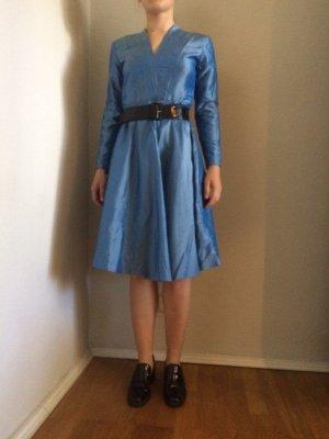 Petticoat Dress multicolored silk