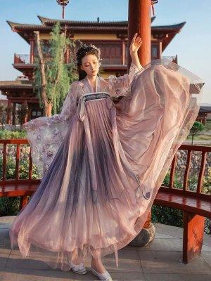 Sukienka z dekoltem typu bandeau Wielokolorowy