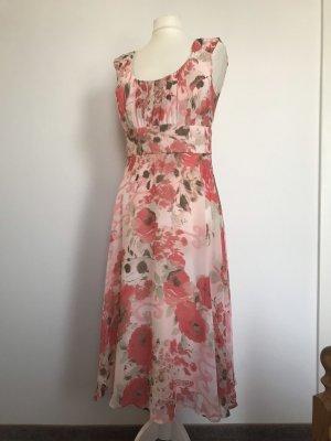 Connected Apparel Empire Dress multicolored