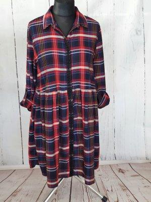 Kleid im Hemdblusen-Style