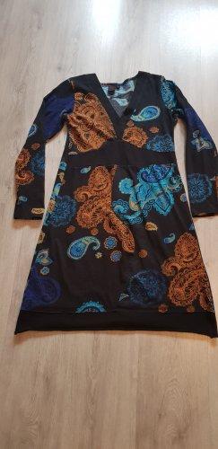 Kleid im Hippy Style mit Ornament-Print