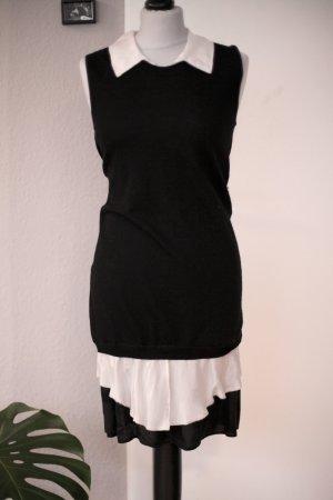 Kleid im Layer-Stil