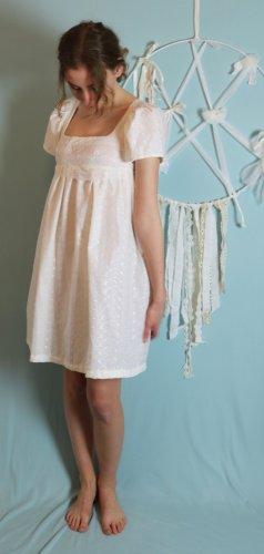 Suknia ślubna biały Bawełna