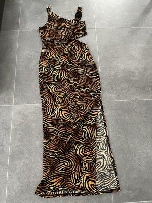 Kleid im Tiger Look