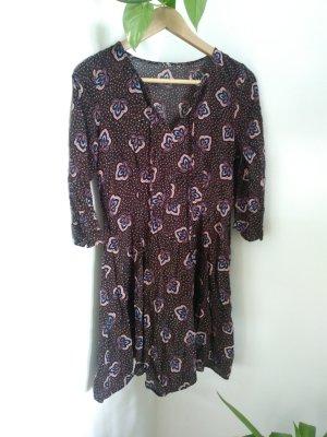 Kleid im Vintagestyle