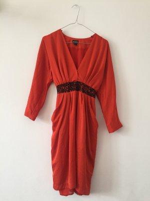 Kleid im Wickellook von H&M Conscious Collection Gr.36