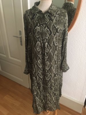 Kleid in Animal Print,Gr. M