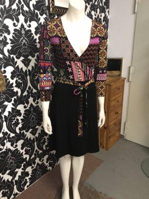 Kleid in Gr.36/S von Desigual in schwarz / bunt , neu!