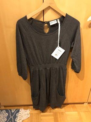 Naketano Sweat Dress dark grey