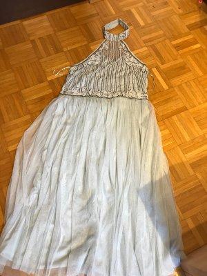 Kleid in Gr.44/XXL von Maya in Türkis.